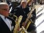 DVS Bigband tijdens de Flowerparade