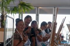 NZF18 Workshop schilderen