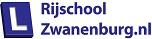 Logo rijschool zwanenburg