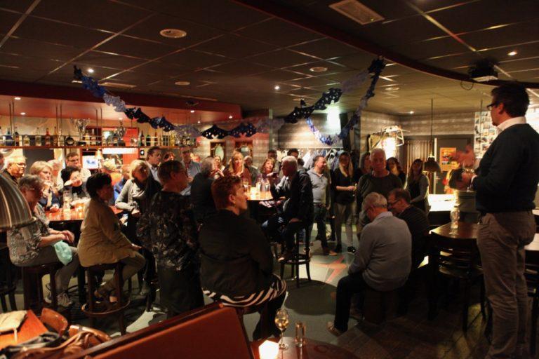 Noordzee Zomerfestival bedankt vrijwilligers