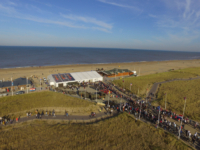 Video: Katwijk van Oranje feestelijk geopend
