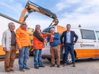 Noordzee Zomerfestival en Oranjevereniging Katwijk aan Zee delen 'keet' van Ouwehand Bouw